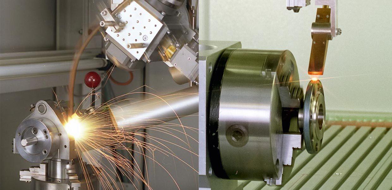 Die Laser-Materialbearbeitung in den Verfahren Schweißen, Härten und Auftragschweißen ist die Kernkompetenz der 1994 gegründeten LASERVORM GmbH Altmittweida.