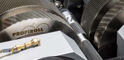 Verzahnungswalzen auf Basis der eigenentwickelten Rollex-Technologie