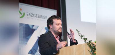 utor Jan Kammerl kennt den Standort und sensibilisiert in der Region für branchenübergreifende Netzwerkarbeit.
