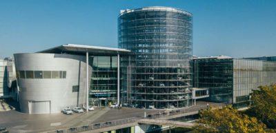 Ab Herbst 2020 wird der ID.3, das erste Modell der neuen E-Generation von Volkswagen, auch in der Gläsernen Manufaktur in Dresden montiert.