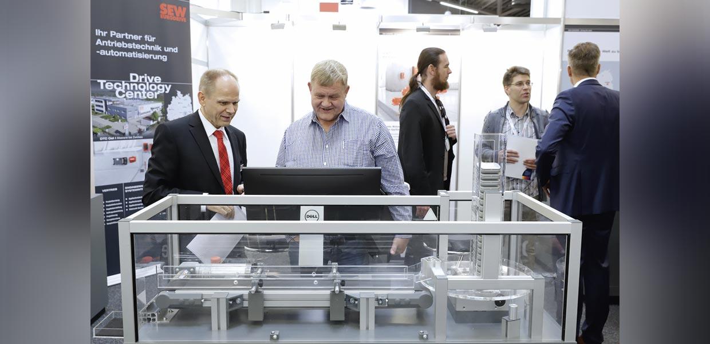Die all about automation zieht von Leipzig nach Chemnitz um. Sie findet 2020 am 23. und 24. September in der Messe Chemnitz statt.