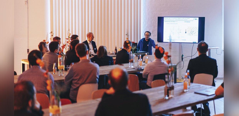 """Zur """"Convention C-Town 360°"""" im Oktober 2019 in Chemnitz gab es einen SenSa-Workshop zum Thema Künstliche Intelligenz und Sensorik."""