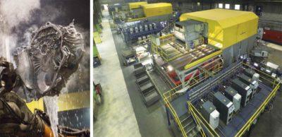 Aluminium- und Magnesiumkomponenten für die Automobilindustrie werden an den Standorten der DGH-Group in Dohna bei Dresden, Hof und Friedrichshafen gefertigt.
