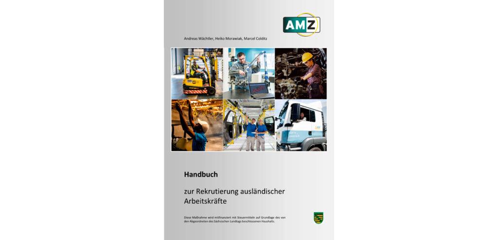 Handbuch zur Rekrutierung ausländischer Arbeitskräfte.