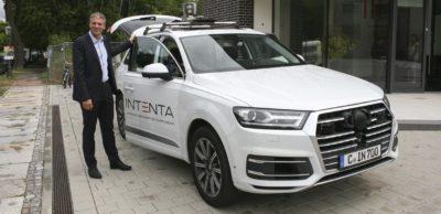 Dr. Heiko Cramer leitet den Bereich Automotive bei der Intenta GmbH Chemnitz. Das Unternehmen entwickelt sicherheitskritische Software für die Serie.