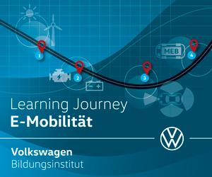 Learning Journey E-Mobilität, Volkswagen Bildungsinstitut