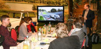 Zwischen dem August Horch Museum und Volkswagen Sachsen gibt es viele Berührungspunkte. Die Partnerschaft beider Einrichtungen war Thema eines Pressetermins Anfang Februar 2020 im Zwickauer Museum.