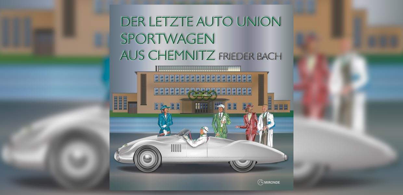 In diesem Buch hat Frieder Bach auf 120 Seiten und mit mehr als 100 zum Teil farbigen Fotos die Entstehungsgeschichte des letzten DKW F9 Sportwagens aus Chemnitz festgehalten. Erschienen ist es im Mironde Verlag Niederfrohna.