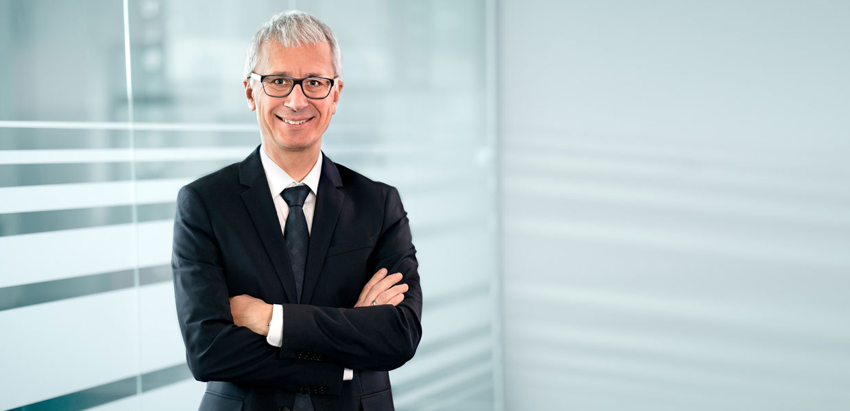 Bernhard Falkner, CTO, Industrie Informatik GmbH
