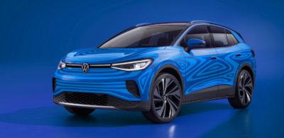 Nach dem Produktionsstart Ende August will VW den ID.4 Ende September der Öffentlichkeit präsentieren.