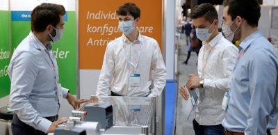 Die Premiere der all about automation in Chemnitz überzeugte mit hohen Aussteller- und Besucherzahlen sowie einem zertifizierten Hygienekonzept.