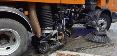 Die Entwicklung einer autonom fahrenden Kehrmaschine ist ein Vorhaben im transatlantischen Projekt TADA.