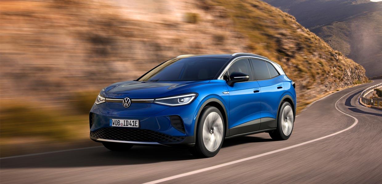Digitale Weltpremiere für den ID.4. Mit dem ersten vollelektrischen VW-Kompakt-SUV will der Autohersteller von Zwickau aus E-Mobilität weltweit ausrollen.