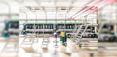 Interieur- und Materialthemen für Straßen- und Schienenfahrzeuge, Schiffe sowie Flugzeuge stehen auf dem Programm des Interdisziplinären Fahrzeugkolloquiums. Die sechste Auflage findet am 24. November 2020 beim Straßenbahnhersteller HeiterBlick GmbH Leipzig statt.