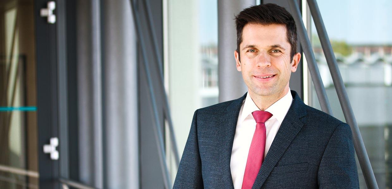 Prof. Dr.-Ing. Martin Dix ist neuer Institutsleiter am Fraunhofer IWU. An der TU Chemnitz übernimmt er in Personalunion die Professur für Produktionssysteme und -prozesse.