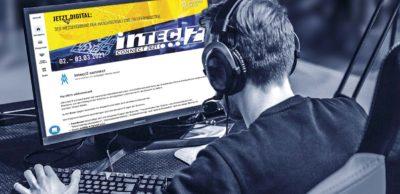 Eine digitale Plattform für den Austausch in herausfordernden Zeiten bietet am 2. und 3. März der Messeverbund Intec und Z.