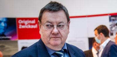 Südostasien-Spezialisten vor Ort in Sachsen: Michael Stopp, hier beim 24. Automobilkongress im Oktober 2020 in Zwickau, ist Geschäftsführer der Mercatus Managementberatung GbR und in dieser Funktion Ansprechpartner der Sanet-Gruppe für Wirtschaftsaktivitäten in Südostasien.