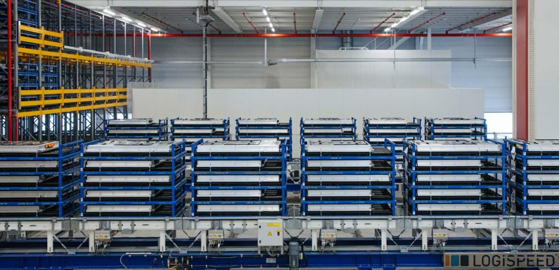 Ein Kooperationsabkommen rund um Lagerung und Logistik von Lithium-Ionen-Batterien für Elektroautos haben Schnellecke und GICON-Consult abgeschlossen.