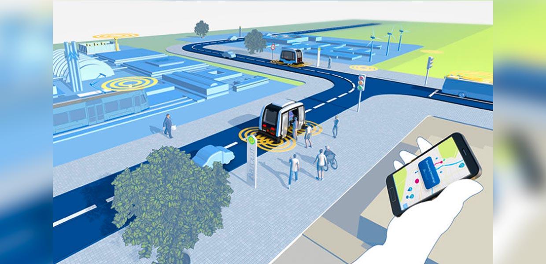 Der aktuelle Stand im Projekt ABSOLUT zum hochautomatisierten Fahren mit Elektroshuttles im ÖPNV ist ein Thema des 3. Energieforums der mitteldeutschen Länder am 20. Juli 2021 in Leipzig. Getestet werden sollen verschiedene Einsatzszenarien im Leipziger Norden rund um den Industriepark und das Messegelände.