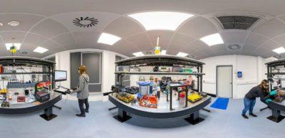 Am Fraunhofer AZOM Zwickau erforschen die Wissenschaftler neueste Ansätze der optischen Messtechnik, Bildverarbeitung, Prozesskontrolle und Oberflächencharakterisierung.