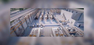 Blackstone Technology wird seine Produktionskapazitäten in Döbeln verzehnfachen. U. a. führt die Nachfrage nach Batterien für Flurförderzeuge zu diesem Ausbau.