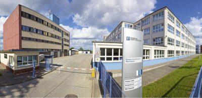 Rund 400 Mitarbeiter sind im Werk Hartha der Pierburg Pump Technology GmbH beschäftigt.