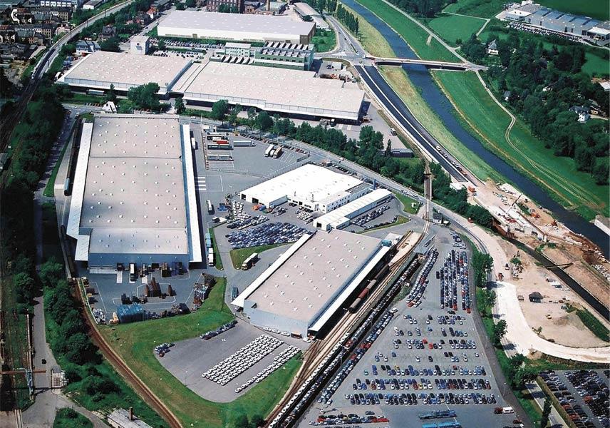 Das Areal wandelte sich zu einem modernen Standort der Automobillogistik und ist ein bedeutender Wirtschaftsfaktor in der Region.