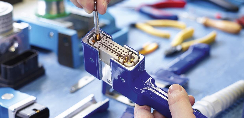Prüftechnik, u.a. für Komponenten der E-Mobilität, ist momentan ein besonders gefragtes Wesko-Produkt.